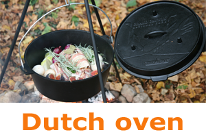 Royaal BBQ - dutch ovens